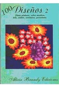 Papel 100 Diseños 2 (Para Pintura, Sore Madera, Tela, Vidrio)