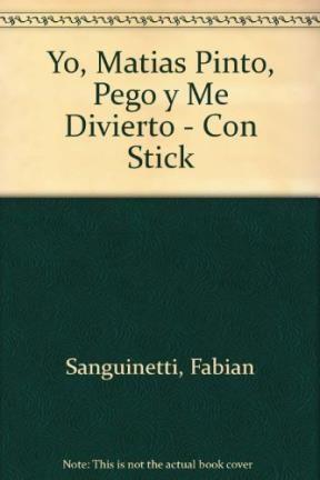 Papel Yo Matias Pinto Y Pego