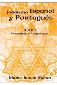 Papel Judaismo Español Y Portugues