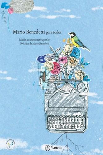 Libro Mario Benedetti Para Todos