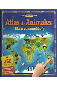 Papel Atlas Animales (Sonidos)