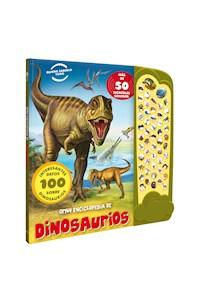 Papel Gran Enciclopedia De Dinosaurios