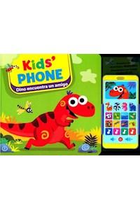 Papel Kids Phone Dino Encuentra Un Amigo