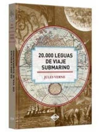 Libro 20000 Leguas De Viaje Submarino Parte 1
