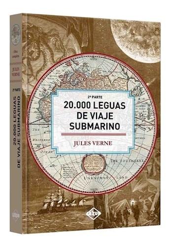 Libro 20000 Leguas De Viaje Submarino Parte 2