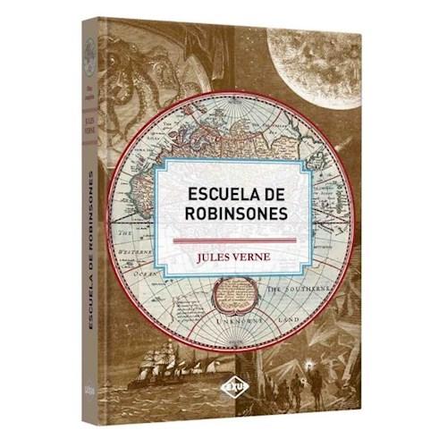Libro Escuela De Robinsones