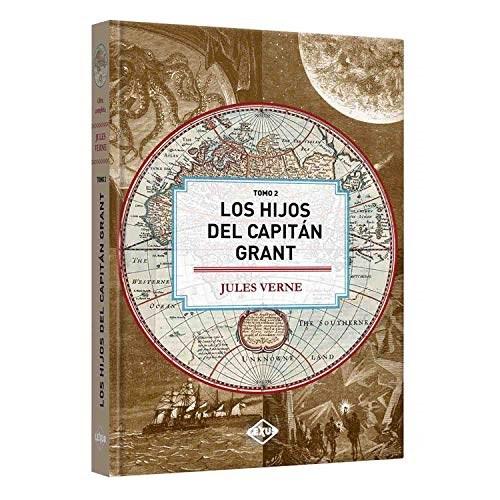 Libro Los Hijos Del Capitan Grant En America Del Sur
