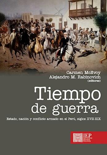 Libro Tiempo De Guerra :