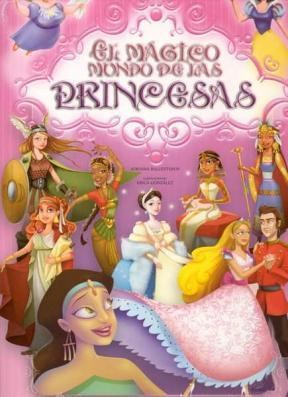 Papel Magico Mundo De Las Princesas, El