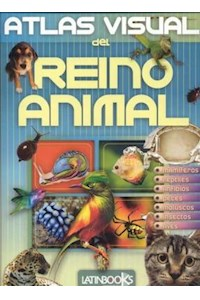 Papel Atlas Visual Del Reino Animal