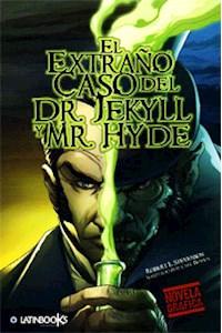 Papel El Extraño Caso Del Dr. Jekyll Y Mr. Hyde - Novela Grafica