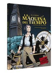 Papel Maquina Del Tiempo, La - Novela Grafica