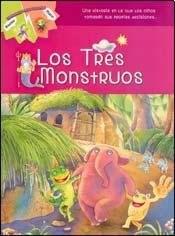 Papel Tres Monstruos, Los. Historias Con 2 Finales