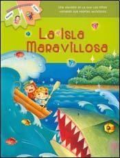 Papel Isla Maravillosa. La