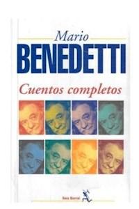 Papel Cuentos Completos Mario Benedetti