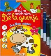 Papel A Dibujar Los Animales De La Granja