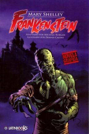 Papel Frankenstein - Novela Grafica