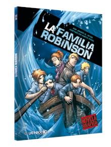Papel La Familia Robinson - Novela Grafica