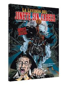 Papel Leyenda Del Jinete Sin Cabeza, La - Novela Grafica