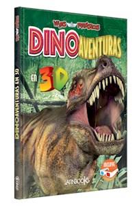 Papel Viajes Fantasticos Dinoaventuras 3D