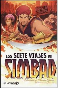 Papel Siete Viajes De Simbad, Los (Novela Grafica)