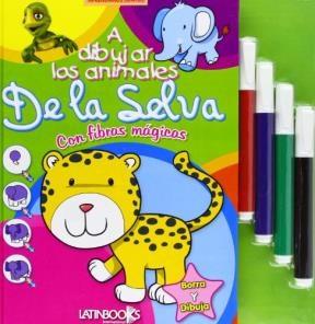 Papel A Dibujar Los Animales De La Selva