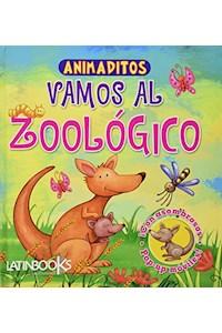 Papel Vamos Al Zoologico