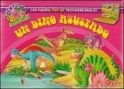 Papel Un Dino Asustado