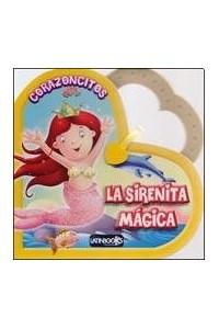 Papel La Sirenita Mágica  ( Corazoncito)