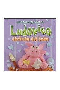 Papel Ludovico Disfruta Del Baño