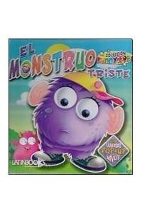Papel El Monstruo Triste