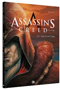 Papel Assassin'S Creed - 3 - Accipiter
