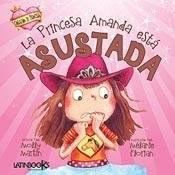 Papel La Princesa Amanda Esta Asustada