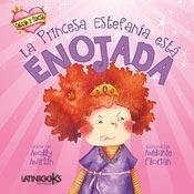 Papel La Princesa Estefania Esta Enojada