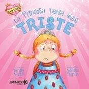 Papel La Princesa Tania Esta Triste