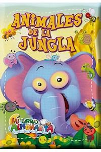 Papel Mi Libro Almohadita - Animales De La Jungla
