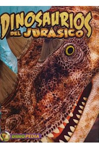 Papel Dinopedia - Dinosaurios Del Jurasico