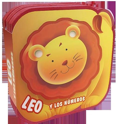 Libro Leo Y Los Numeros -Animalitos Para Abrazar