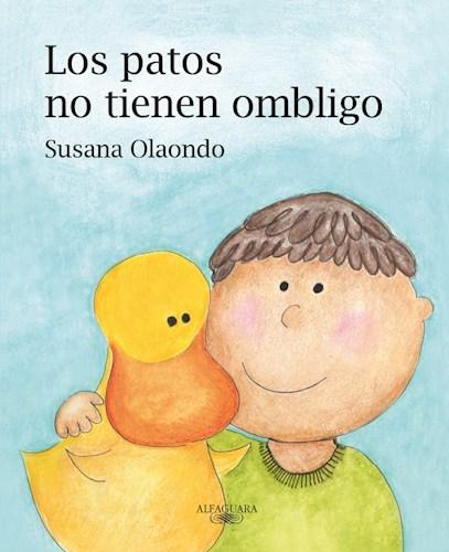 Libro Los Patos No Tienen Ombligo.