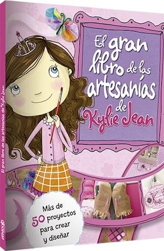Papel Gran Libro De Las Artesanias De Kylie Jean, El
