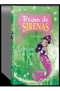 Papel Reino De Sirenas - La Decisión De Cora