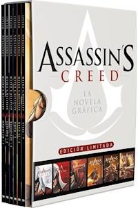 Papel Assassin'S Creed - Edicion Limitada - C/Estuche - 6 Vol