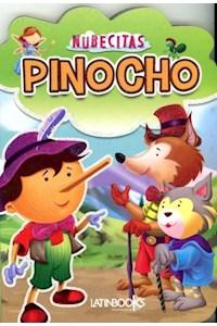 Papel Troquelados Nubecitas  - Pinocho
