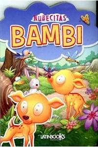 Papel Troquelados Nubecitas - Bambi