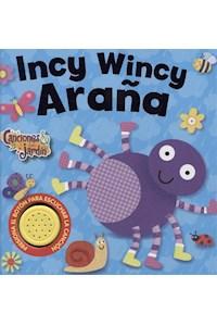 Papel Comciones En El Jardin - Incy Wincy Araña