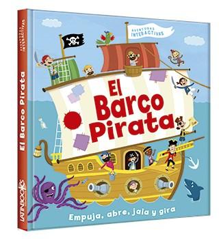 Libro El Barco Pirata