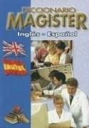 Papel Diccionario Magister Ingles Español