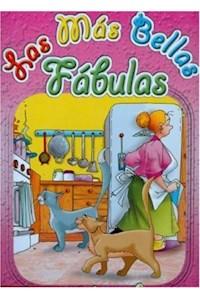 Papel Las Mas Bellas Fabulas (Rosa)