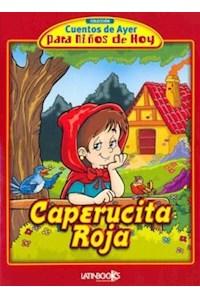 Papel Caperucita Roja - Cuentos De Ayer Para Niños De Hoy -