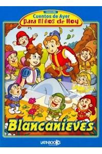 Papel Blancanieves - Cuentos De Ayer Para Niños De Hoy -